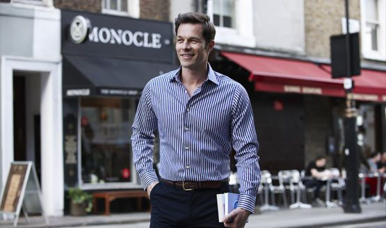 How To Dress Business Casual Charles Tyrwhitt