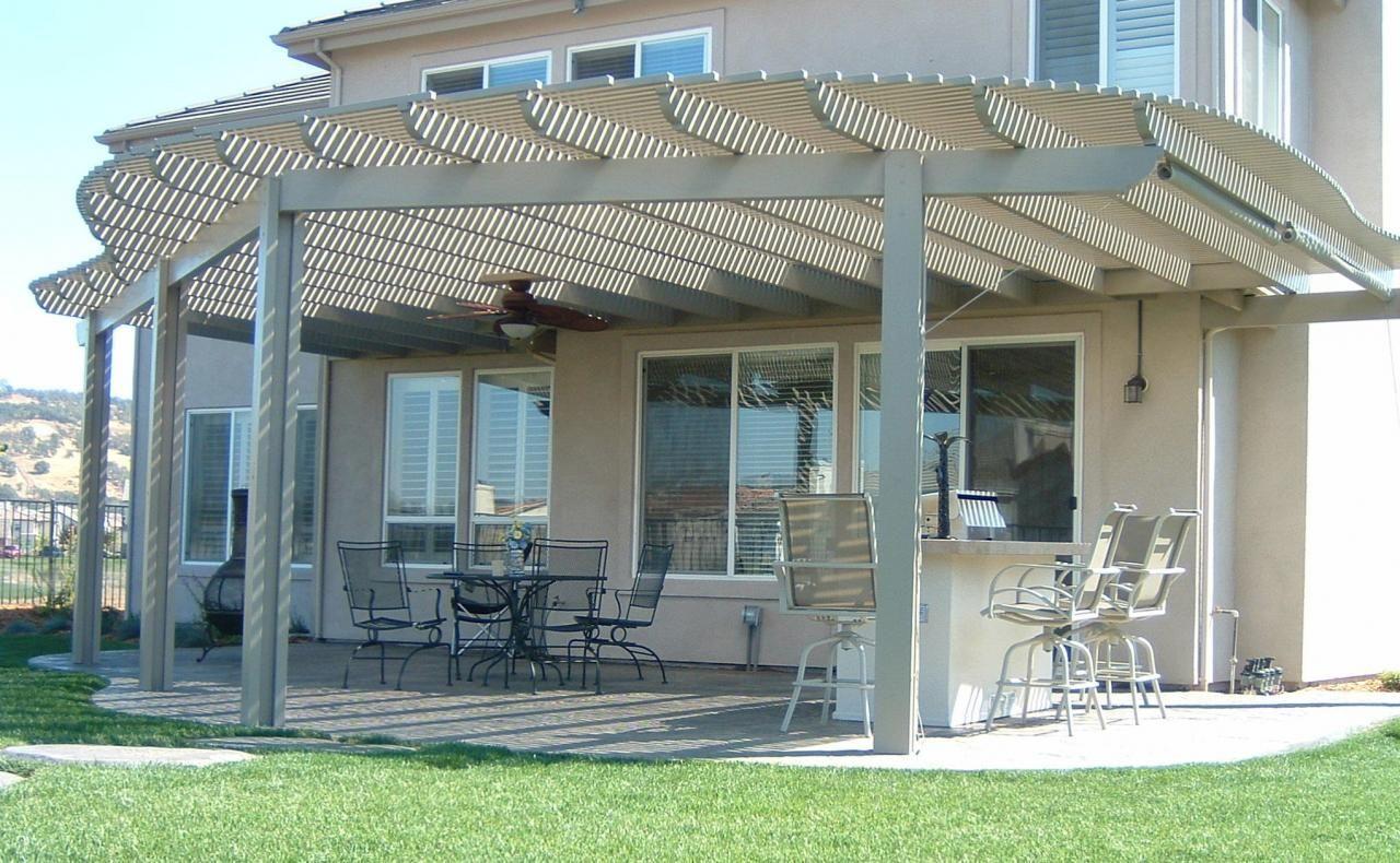 curved pergola curved patio