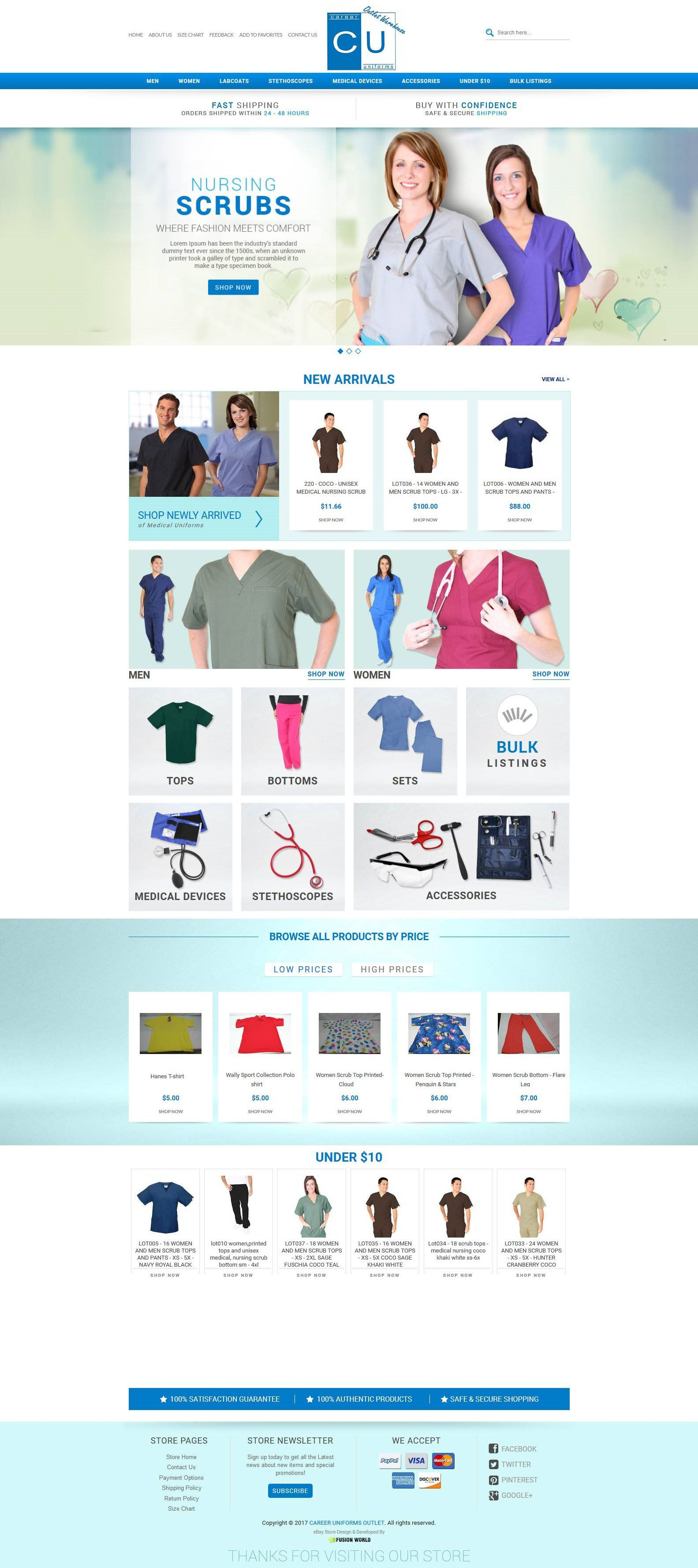 Efusionworld Provides Sellers With Advanced Options To Grow Sales Maximize Profitability And Appeal Ebay Store Design Ecommerce Website Design Store Design