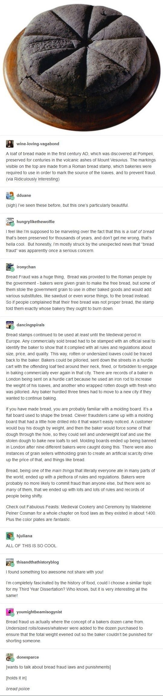 19 Fascinating & Funny Tumblr Posts About History