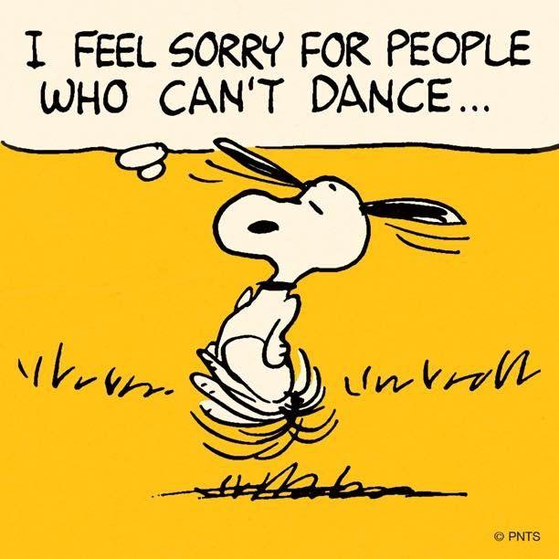 #Dance  #Snoopy