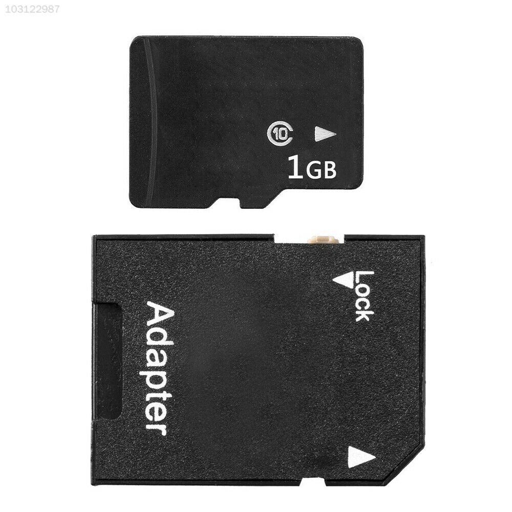 Ebay Sponsored 1f7a Speicherkarte Tf Karte 1 Gb Klasse 10