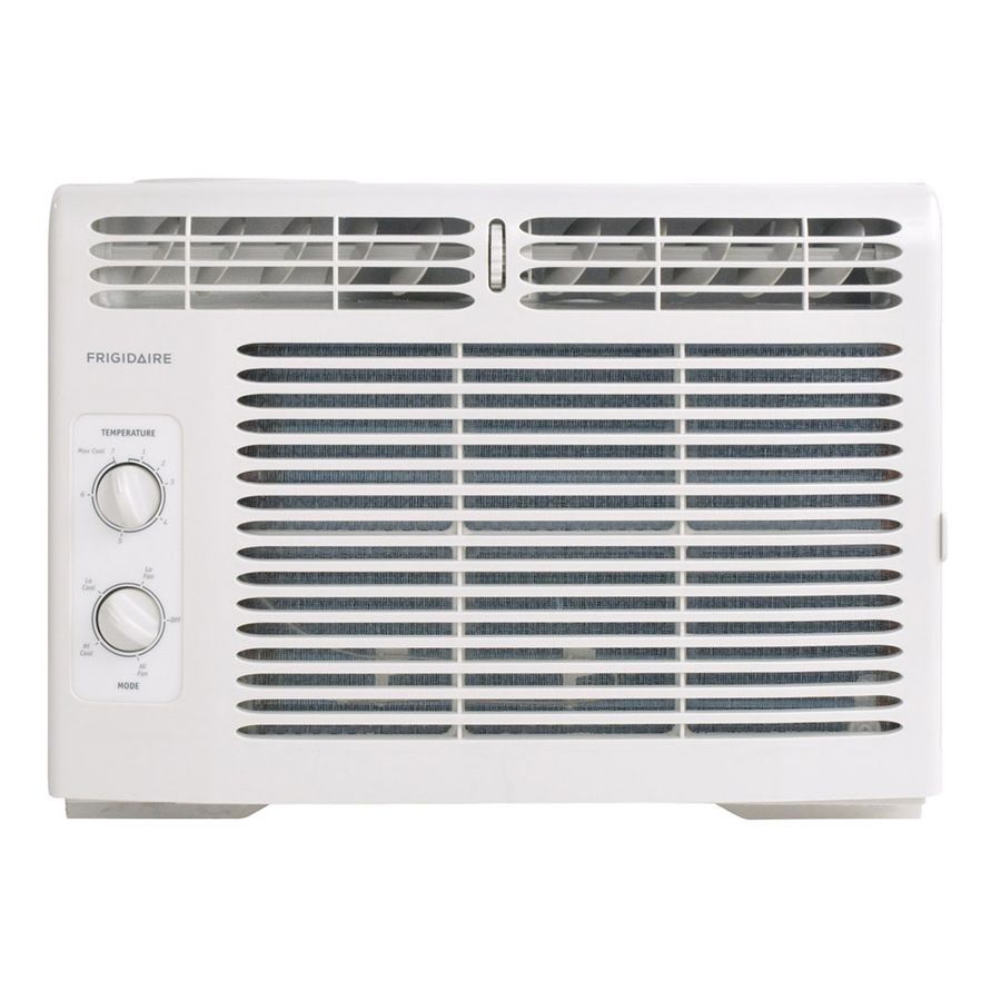 Shop Frigidaire 5 000 Btu 150 Sq Ft 115 Volt Window Air Conditioner At Lowes Com Compact Air Conditioner Tent Air Conditioner Air Conditioner