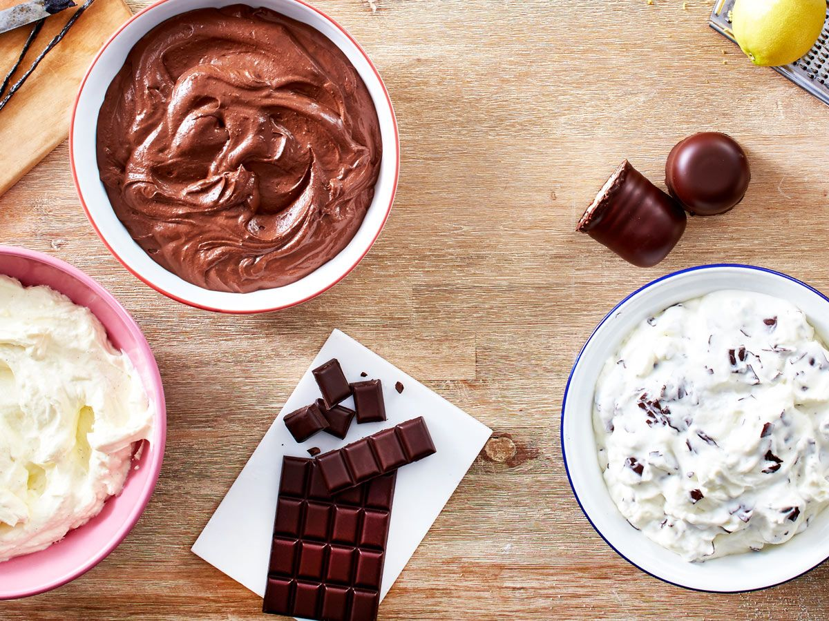 Tortencreme - 5 einfache Rezepte | LECKER #frostings