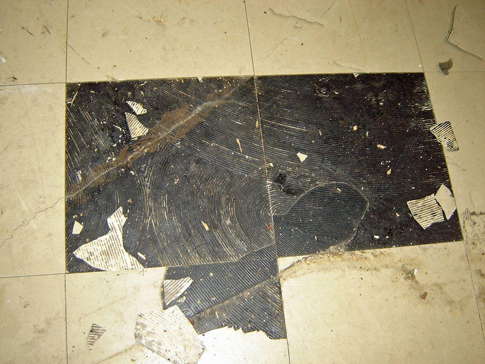 Wissen Sie Ob Ihr Pvc Belag Asbest Enthalt Wir Testen Ihre Probe