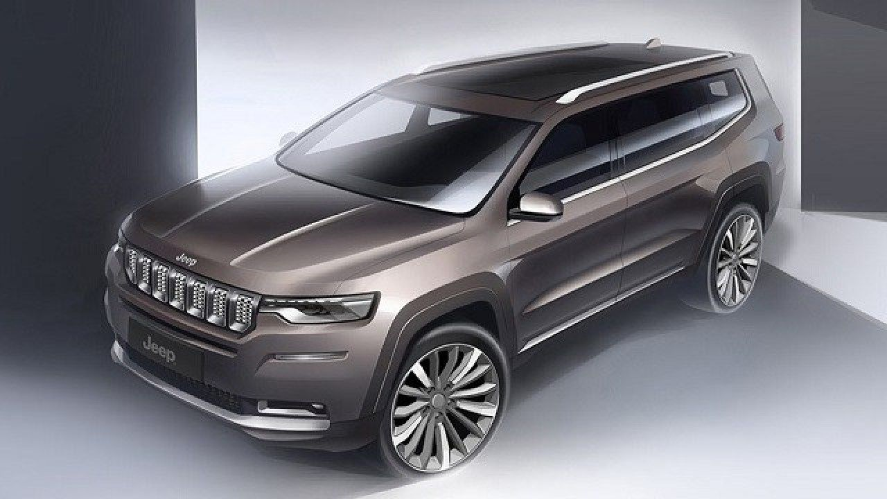 New Players Are Getting In The Segment Of Full Size Suvs Among Them The Wagoneer S Return Is Among The Most Awaited Things F Jeep Wagoneer Jeep Grand New Suv