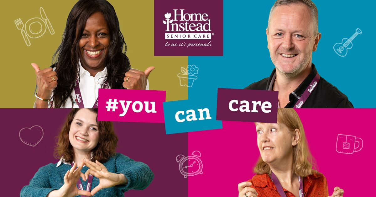 At Home Instead Our Mission Is To Improve The Lives Of As Many Older People As Possible But To Do That We Need Amazing Caregi Home Instead Home Care Pontyclun