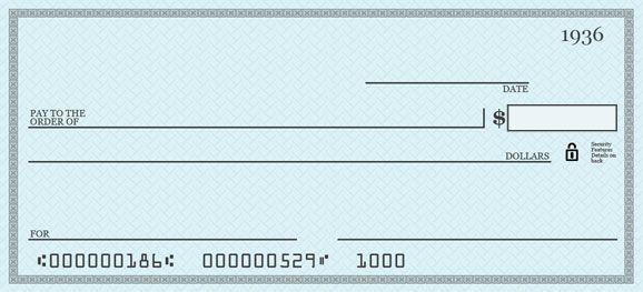 How Do You Write A Check To Pay For Something Robert Kaplinsky Glenrock Consulting Printable Checks Blank Check Templates Printable Free