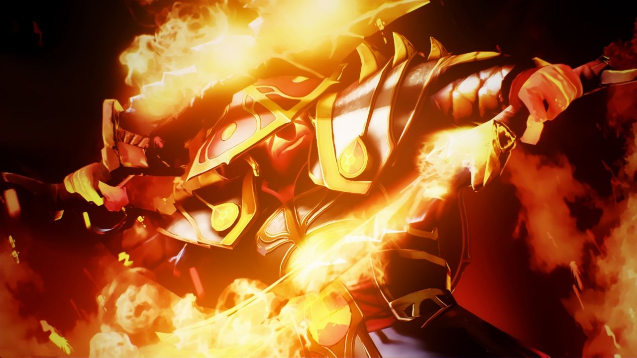 Dota 2 Ember Spirit Wallpapers Desktop Background Sdeerwallpaper
