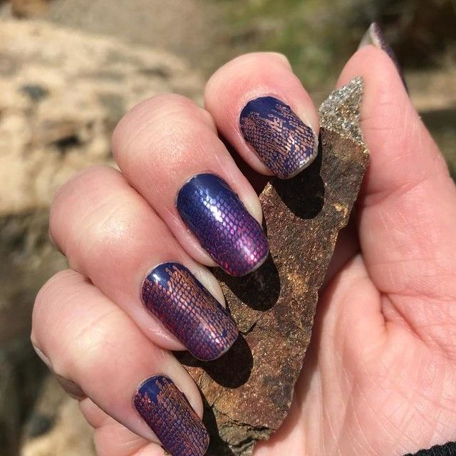 Legendary nail wrap from Jamberry - new in April 2018 | Jamberry ...
