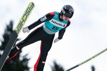 Markus Schiffner aus Österreich beim FIS Skispringen Weltcup in Engelberg / Schweiz | Fotograf Kassel http://blog.ks-fotografie.net/pressefotografie/fis-skispringen-engelberg-schweiz-fotografiert/