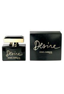 Eau de Parfum Dolce   Gabbana The One Desire 50ml   Guiajato vendas ... 170d349d77e1
