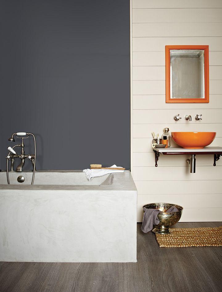 Tin Bath   Mid Sheen   Bathroom | Crown Paints