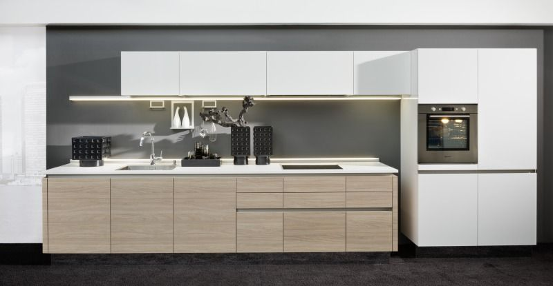 Nolte Kitchens Handleless range unveiled Provence, Kitchens and