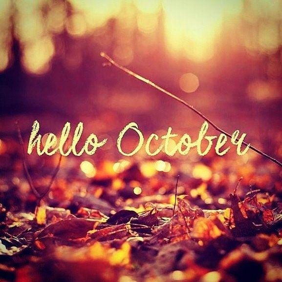 16 ideeën over Hallo Oktober   seizoenen, herfst, herfstkleuren