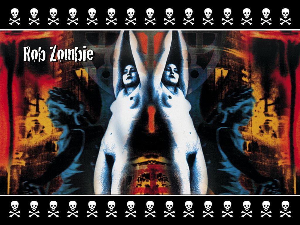 Custom Wallpaper In 2019 Rob Zombie Zombie Art Sherri