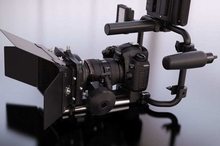 Edelkrone Unveils New Rig, Follow Focus and First of its Kind Tripod at NAB