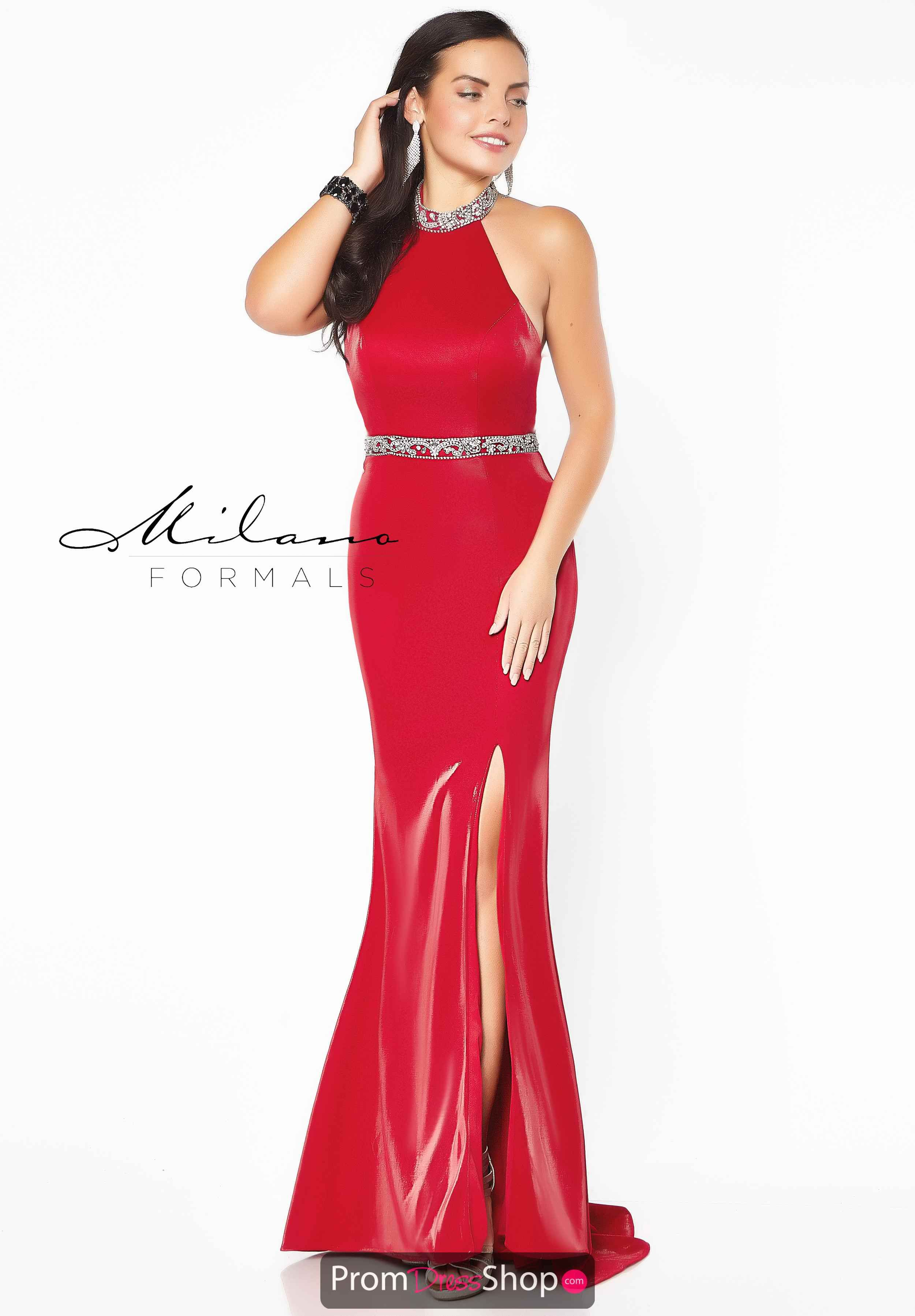 e9029480c1 Milano Formals Long Fitted Dress E2767 in 2019 | 2019 Prom Dresses ...