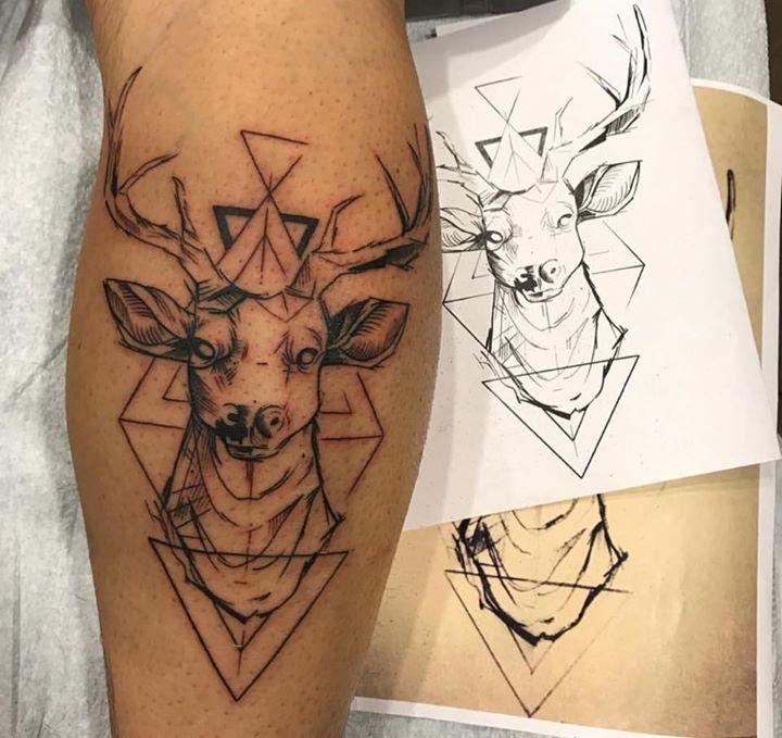 Memorial tattoo by jessetat2 from hotrod tattoo
