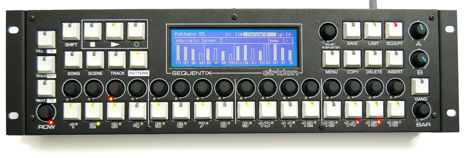 an introduction to the electronic music midi sequencer Live was a revolution when it came out because it took the sequencer from the studio (where it had historically lived) to the world of live music ableton's sequencer quickly became a real institution and the favorite sequencer of numerous djs and electronic musicians who use it both on stage and in the studio, alone or as a complement to their .
