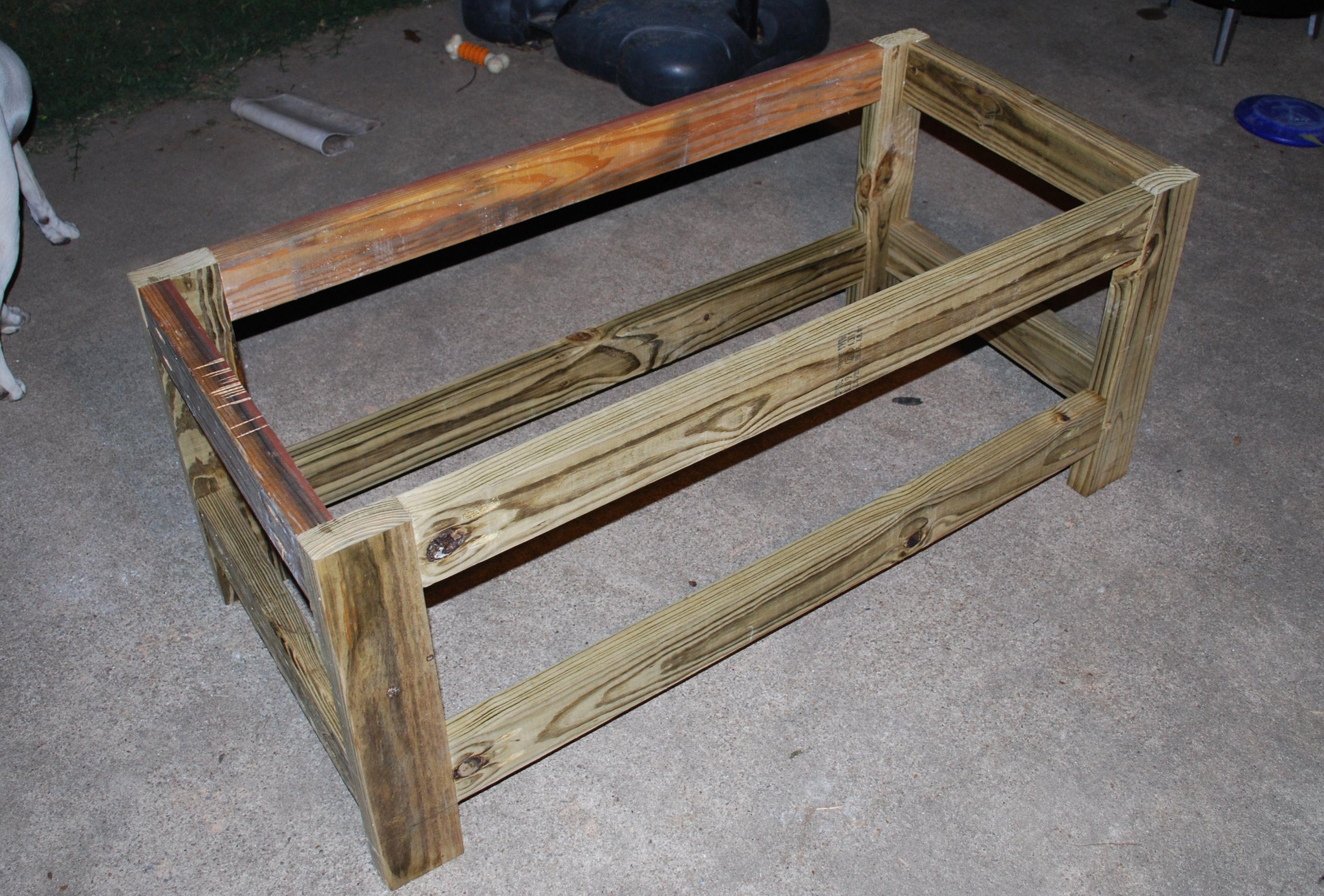 Garden storage bench plans Jun 8 2012 Free plans for 7