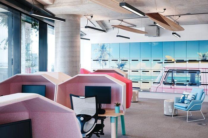 office tour porter davis offices melbourne office designs