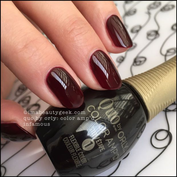 NEW QUO BY ORLY COLOR AMP\'D WITH NAIL PRO MELISSA FORREST   Nail pro ...