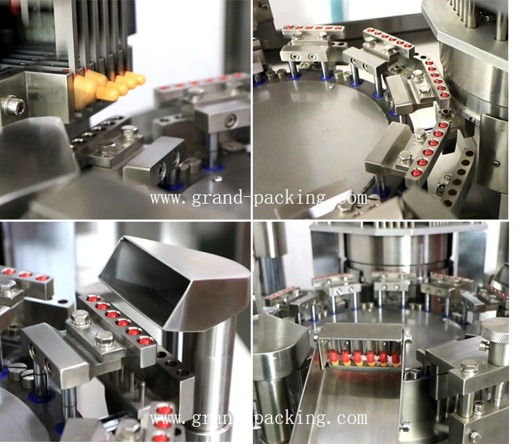 Njp 400 Automatic Hard Gelatin Capsule Filling Machine With Images Blister Packing Machine Packing Machine Colleges And Universities