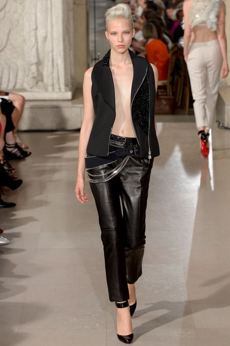 Bouchra Jarrar   Fall 2013 Couture Collection   Style.com
