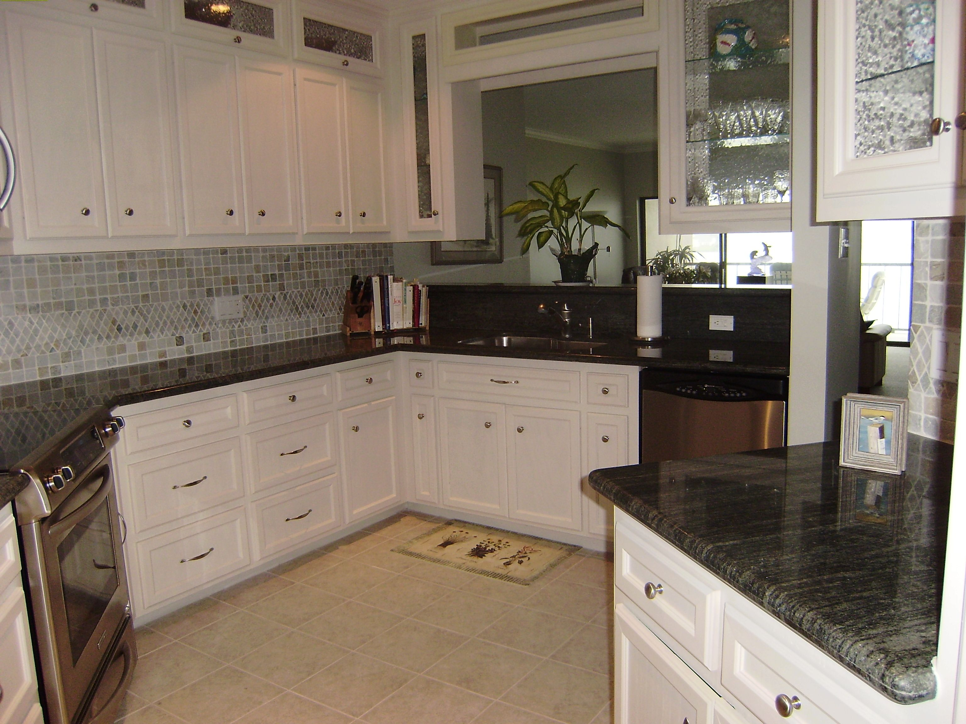 Window treatment ideas for above kitchen sink  here is a more contemporary kitchen remodel  kitchen remodels
