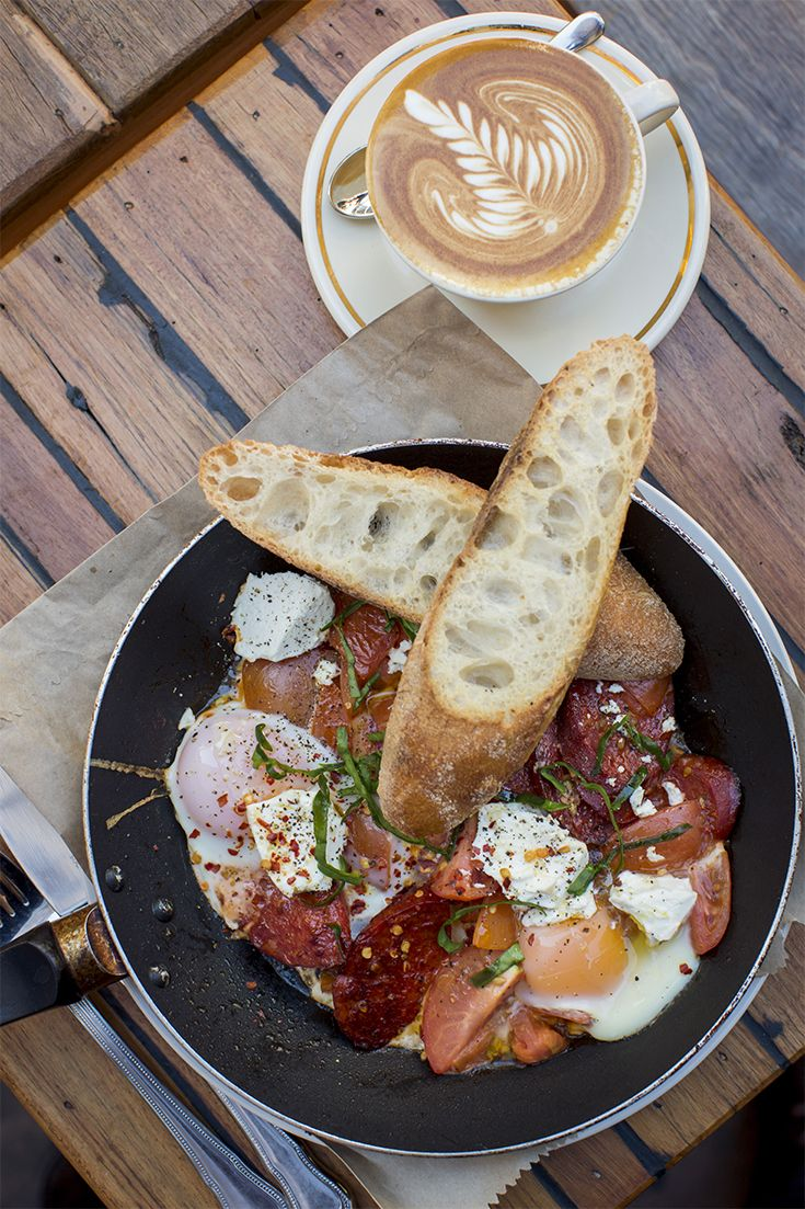 Circa Espresso Parramatta Food Best Breakfast The Breakfast Club