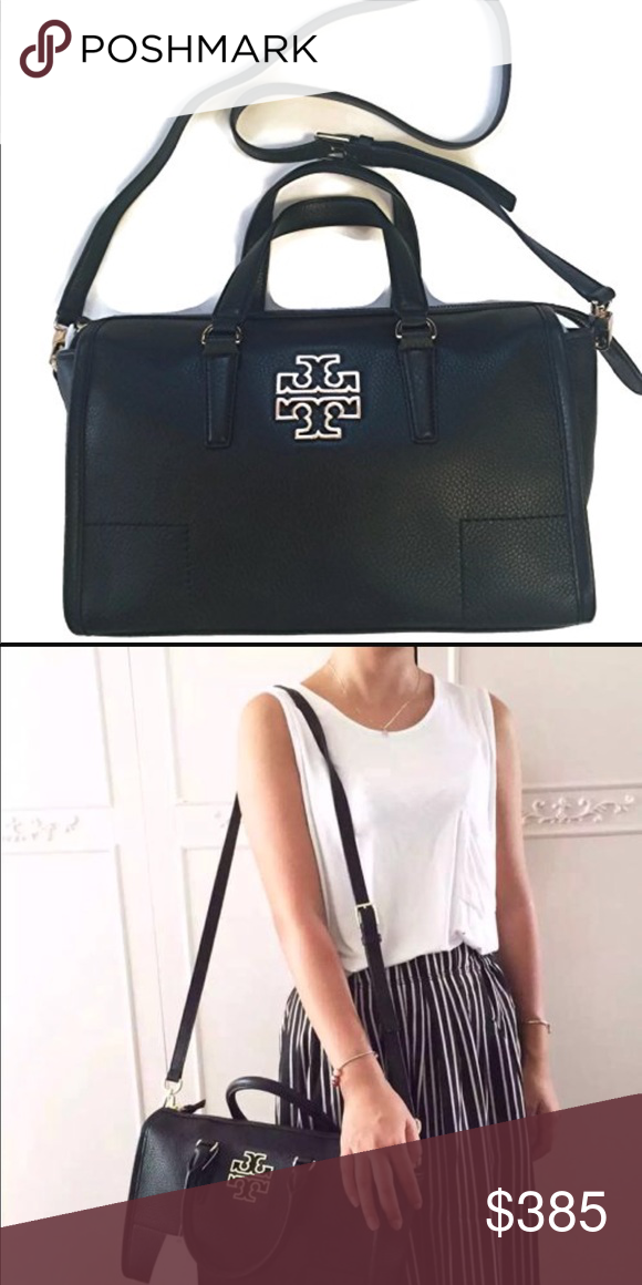 dce4b8d4c552 Tory Burch Britten Satchel Brand new with tags