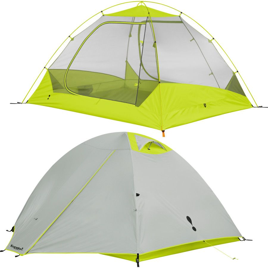 Eureka Midori 3 Tent 3-Person 3-Season  sc 1 st  Pinterest : 1 person 3 season tent - memphite.com
