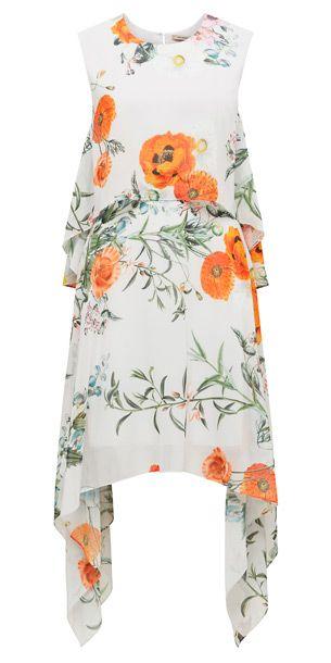 Hamptons Print Dress - Multi