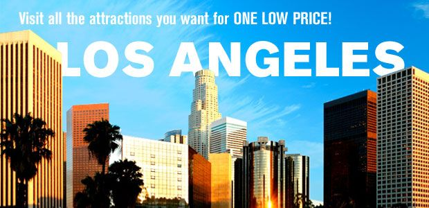 Los Angeles Attractions Pass Go Los Angeles Card Los Angeles Attractions Los Angeles California Vacation