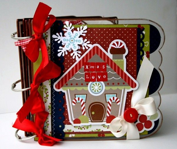 "Christmas Album  Imaginisce ""Santas Little Helper"""