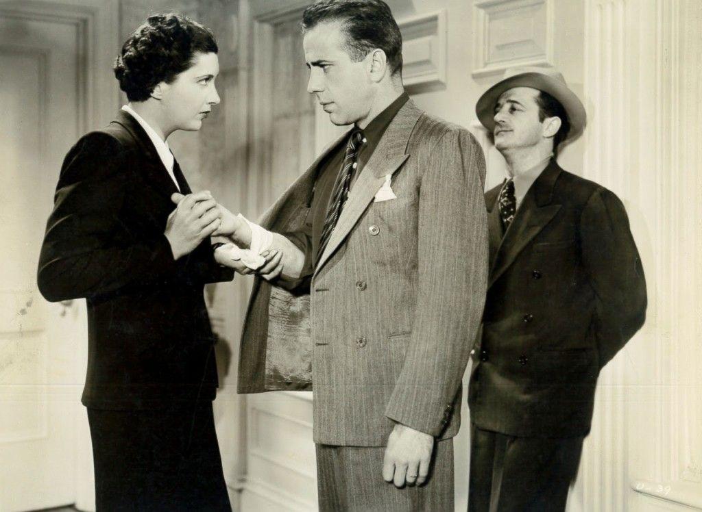 Kay Francis Humphrey Bogart King of the Underworld 1939