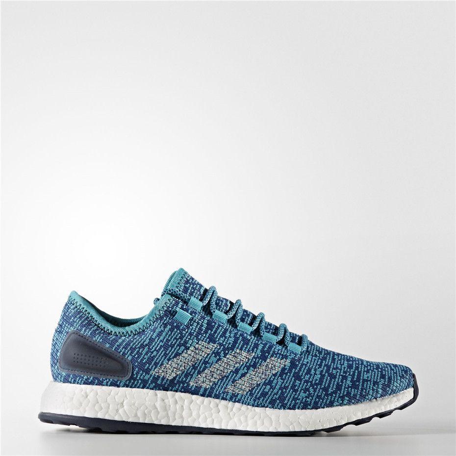 95c00b3645bbf Adidas Pure Boost Clima Shoes (Energy Blue   Core Blue)