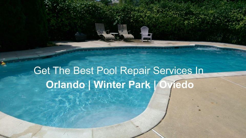 Pool Repair In Orlando, Longwood & Oviedo By Specs Pool