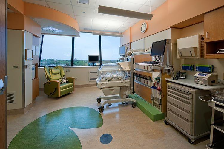 Children's National Health System NICU After Hospital