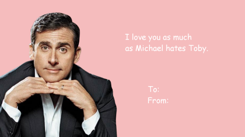 Pin By Paige Pennick On For The Love Of My Life The Office Valentines Funny Valentines Cards Valentines Memes