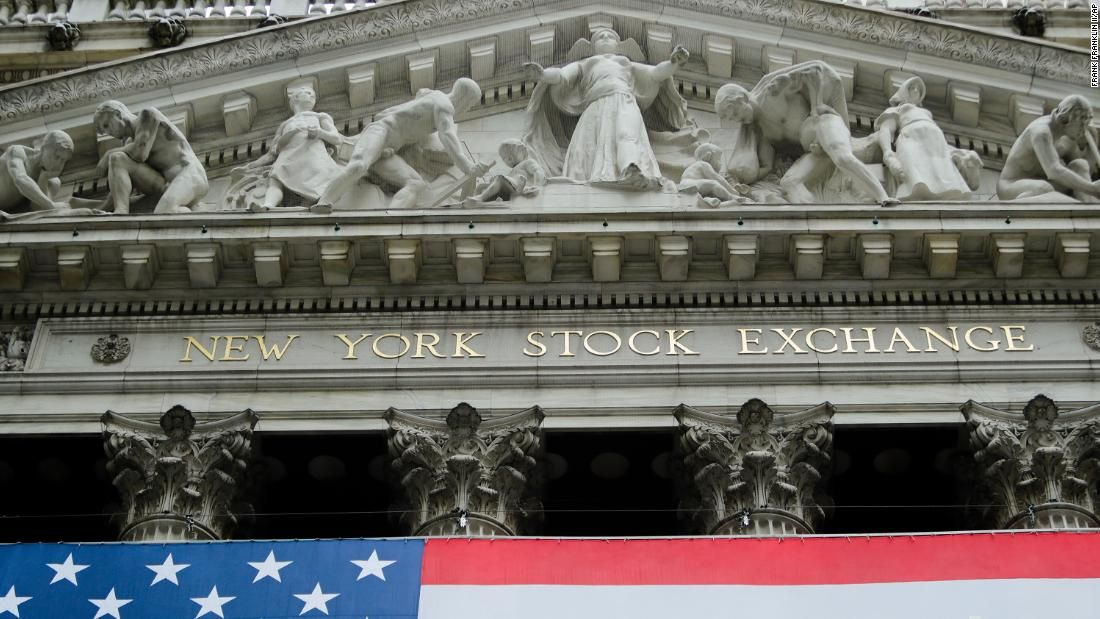 Dow stock market today US stocks climb higher in 2020
