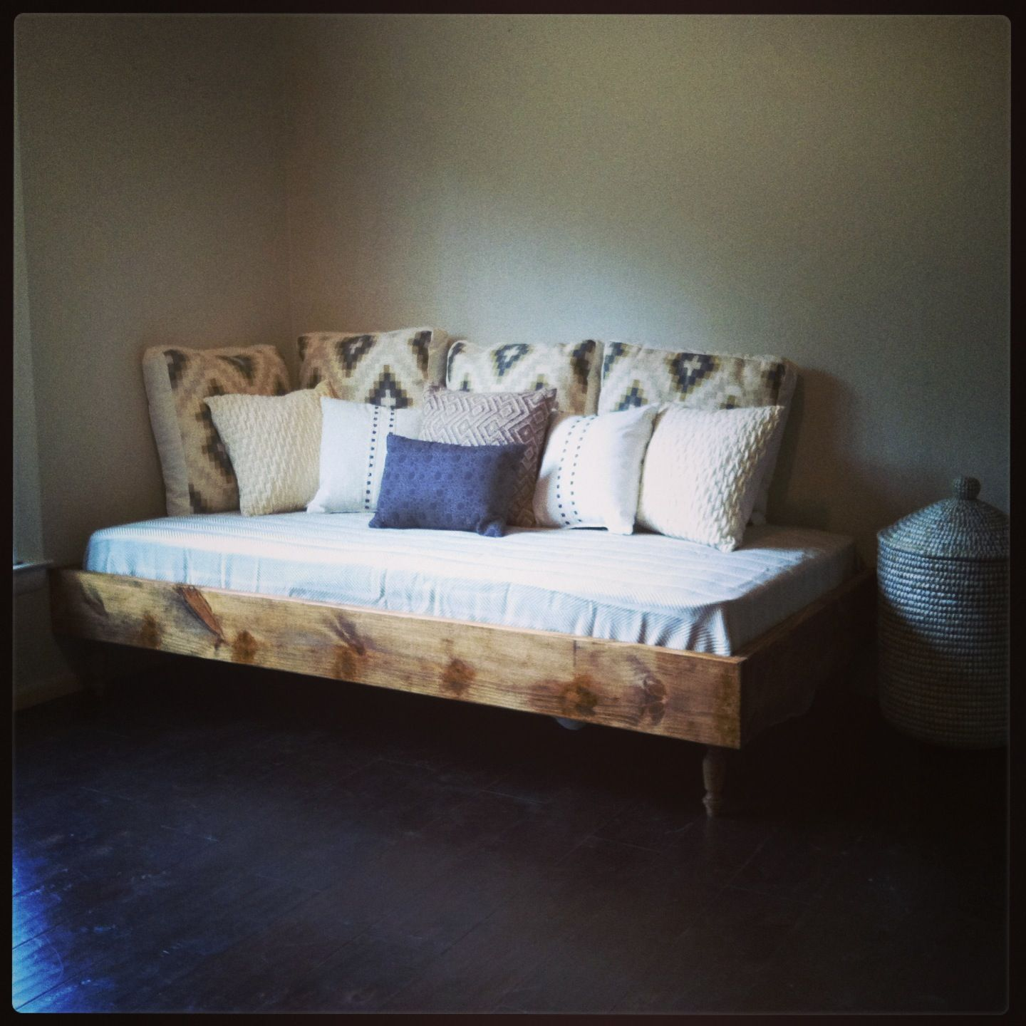 modern simple natural style having this made toddler bed size on