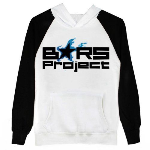 BRS Black Rock Shooter Cosplay Costume Anime Black White Hoodie Size L >>> Check out @