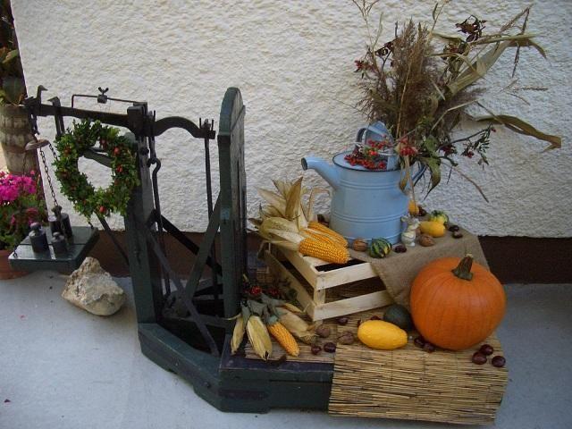 Herbstdeko innen und au en seite 5 deko kreatives for Aussen deko