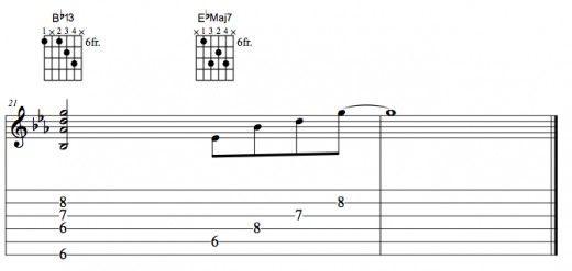 Jazz Guitar Lessons • Misty Chord Melody   Jazz   Pinterest   Jazz ...