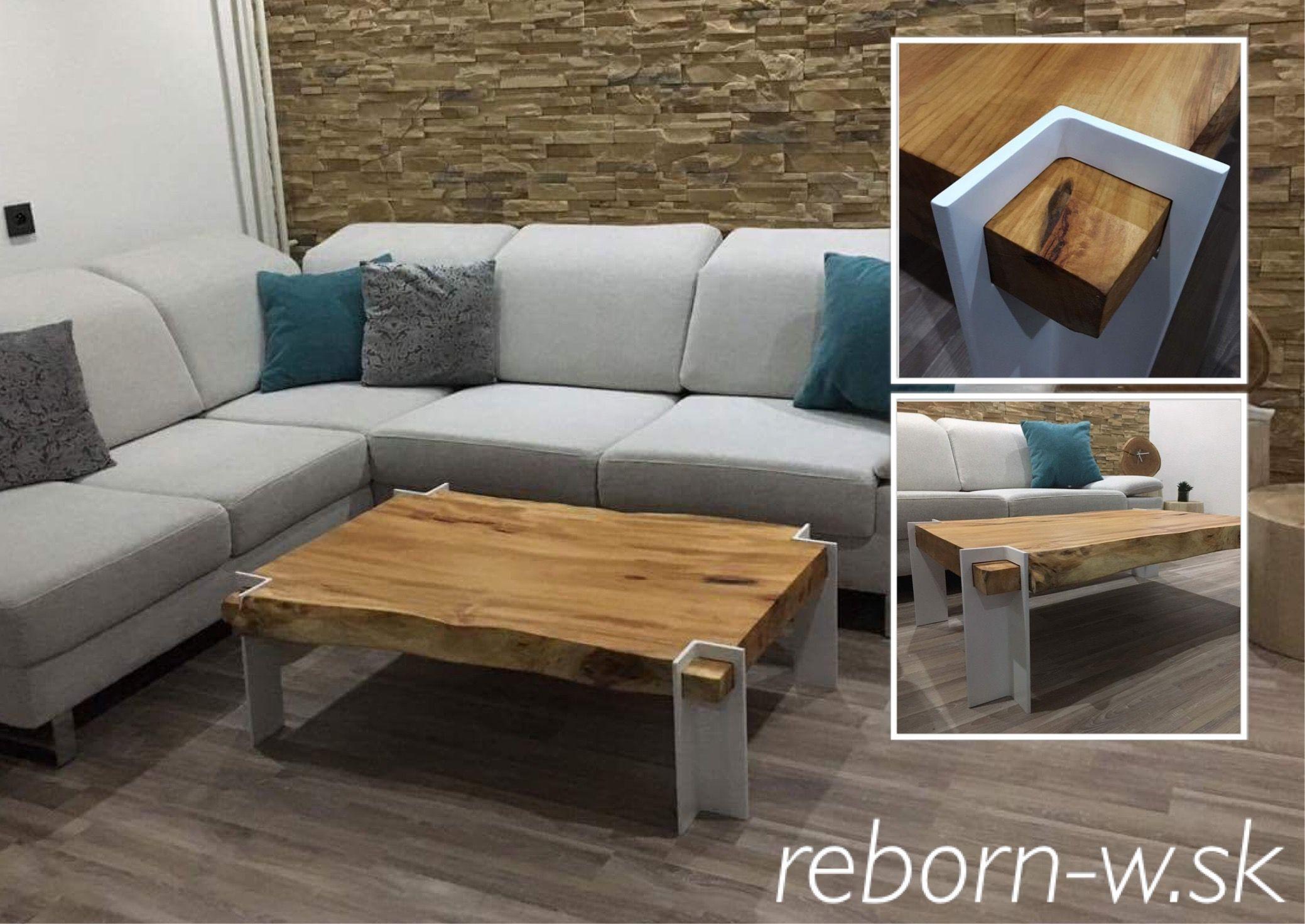 🤗 Ďalšia krásna NOVINKA v ponuke ✔️💚🍃 🔝👍🏼🏡 moderný konferenčný stôl z masívneho dreva 💛💚   🛍👉🏻 kúpite tu: http://reborn-w.sk/sk/konferencne-stoliky/52-konferencny-stolik-acer.html  #welovenature #coffeetable #woodworking #home #design #handmade #solidwood #woodentable #livingroom #modernstyle #natureathome #beoriginal #rebornwsk