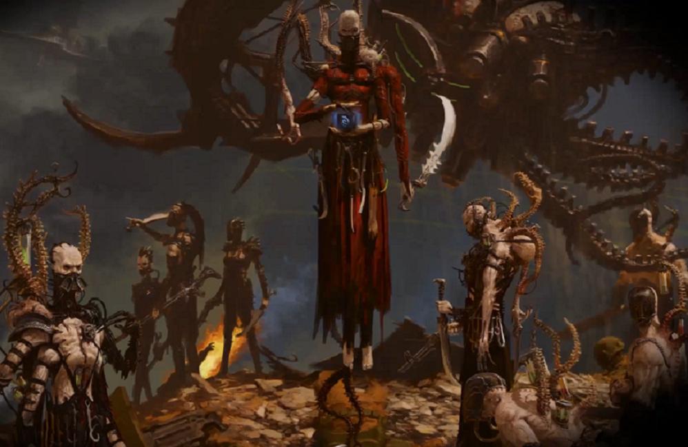 Dr Zs 40k A Misunderstood Evil Part 2 Warhammer Pinterest
