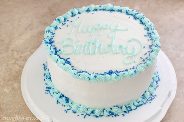 Marvelous Simple Celebration Cake Tutorial Novelty Birthday Cakes Cake Personalised Birthday Cards Paralily Jamesorg