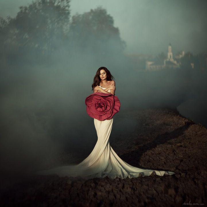 Portraits by Marina Stenko
